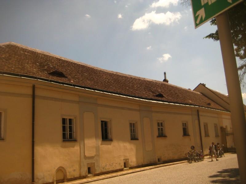 Stift Klosterneuburg Forstamtsgebäude 1160 Wien Hohl Gerhard